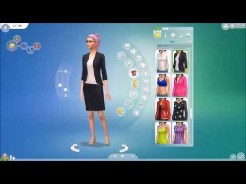 How to Create Multiple Outfits on The Sims 4