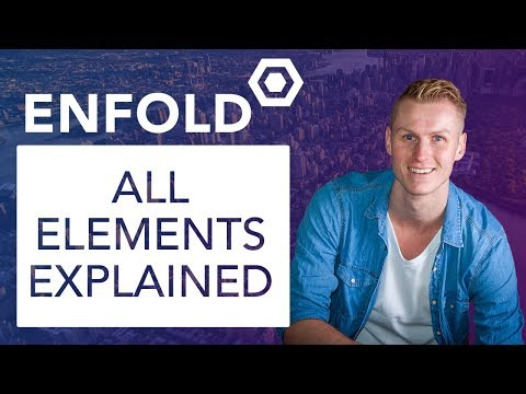 The Enfold Theme | All Elements Explained 2018
