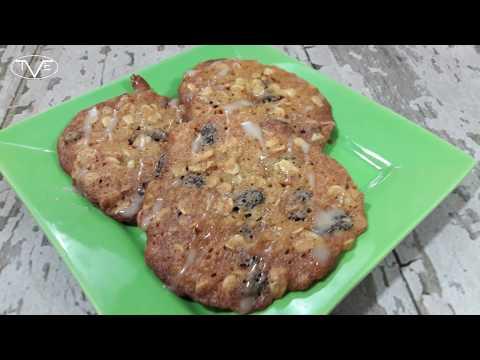 Maple Oatmeal Raisin Cookies Recipe   Episode 473