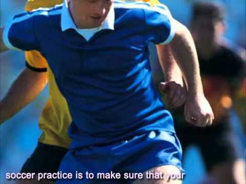 Steps To Avoid Cramping During Soccer Training