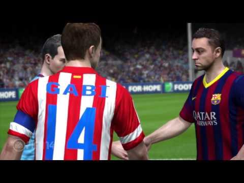FIFA 14 - EA Sports se une al FC Barcelona