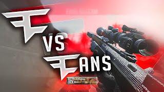 FaZe vs. FANS! (3v3 Trickshotting w/ Blaziken)