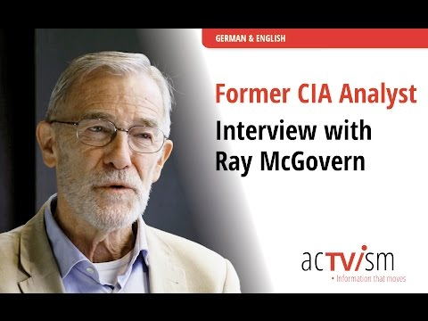 Interview with former CIA-Analyst: Ray McGovern