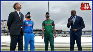 ICC Champions Trophy: India Wins Toss, Elects To Bowl Against Bangladesh