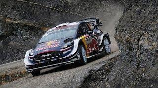 2018年WRC世界ラリー選手権第1戦モンテカルロ ハイライト