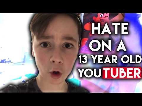 DISSING A MASSIVE 13 YEAR OLD YOUTUBER (DURV EXPOSED)