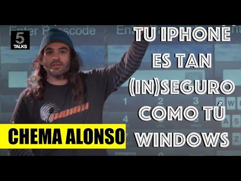 Tu iPhone es tan (in)seguro como tu Windows