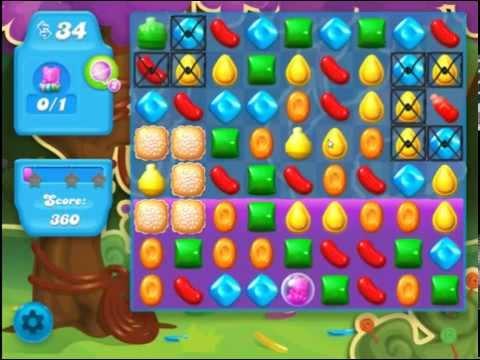 Candy Crush Soda Saga Bubble Levels