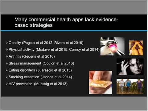 How the National LIbrary of Medicine NLM Can Add Evidence to Your Mobile Health App 20171107 1656 2