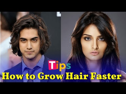 9 Tips on How to Make Your Hair Grow Faster in Hindi