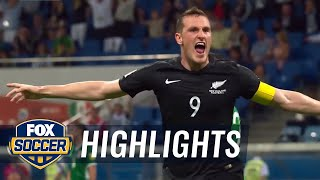 Mexico vs. New Zealand | 2017 FIFA Confederations Cup Highlights