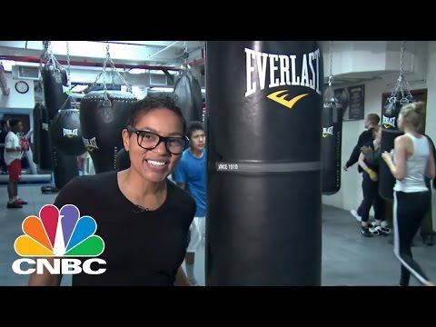 From Publishing to Boxing | Escaping The Cube | CNBC