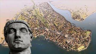 Konstantinopolis Kenti Nasıl Kuruldu? (İstanbul)