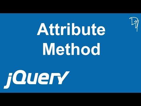 jQuery - Attribute Method #07