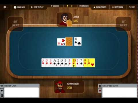 How To Play 13 Card Marriage Rummy at Adda52 Rummy