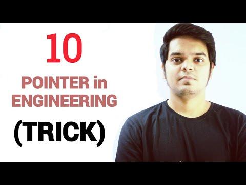10 POINTER in engineering subject - TIPS & TRICKS |K.J.S.C.E|