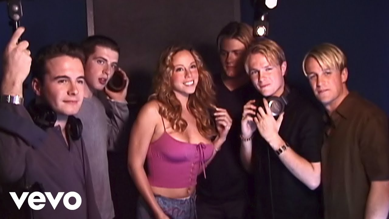 Mariah Carey - Against All Odds (Take a Look At Me Now) [feat. Westlife]