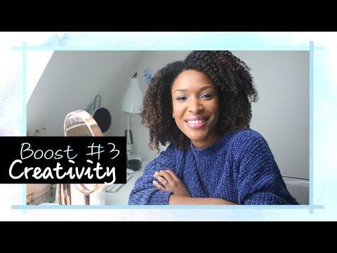 CREATIVE LIFE • Daily Habits / Habitudes Quotidiennes - Boost Creativity #3 ~ Ursula