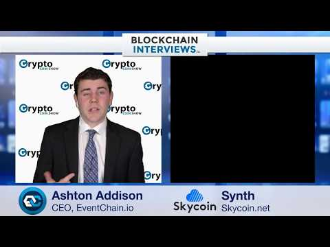 Blockchain Interviews - Skycoin.net project with Synth