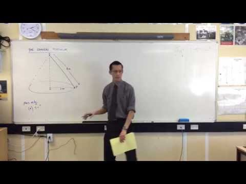The Conical Pendulum (1 of 2: Understanding the Forces)