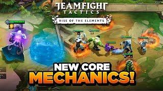 NEW TFT CORE MECHANICS AND CHAMPION REVEALED! | Teamfight Tactics Set 2 Reveal