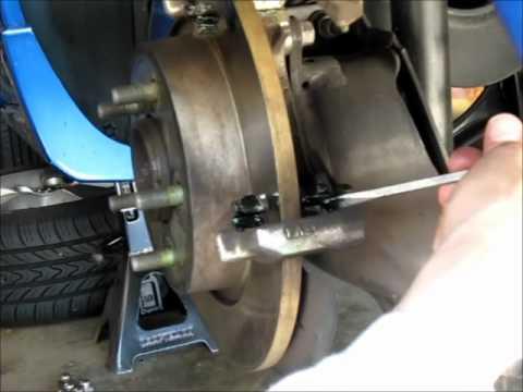 2005 Mazda 3 Rear Brake Pads