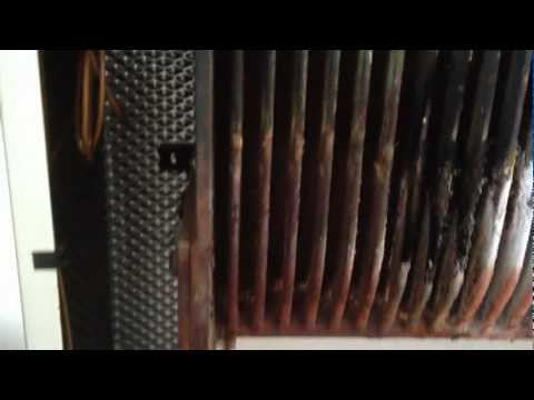 Potterton Prima B conventional boiler not working - Video 2