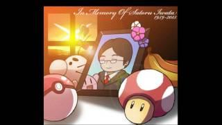 In memory of Satoru Iwata