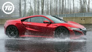 Chris Harris Vs Honda NSX - Top Gear: Series 23 - BBC