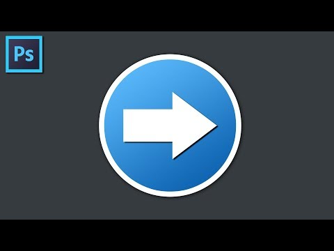 How to Create Flat Icon Design in Photoshop CC