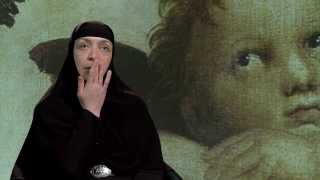 საუბარი რელიგიაზე - დედა სიდონია