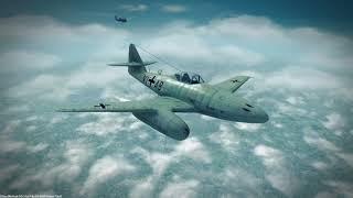 War Wings - Me 262 V7 GAMEPLAY!