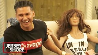 The Best of DJ Pauly D - Never Before Seen!   Jersey Shore: Family Vacation   MTV