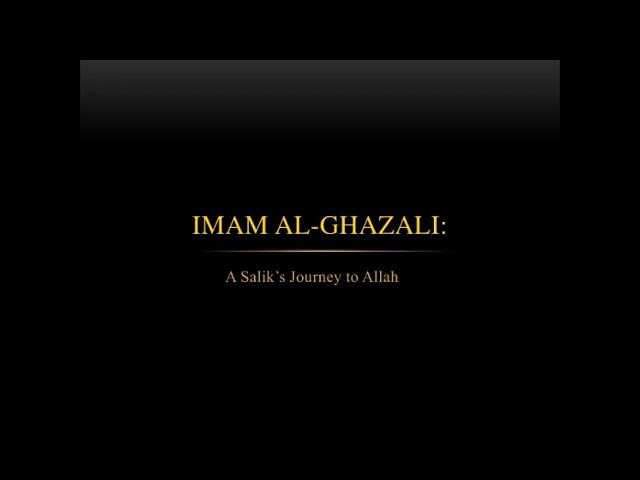 Download Imam Al Ghazali - Spiritual Psychologist (summarized lessons) MP3 Gratis