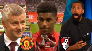 "Man United vs Bournemouth 5-2 Fernandes New Conductor Of Old Trafford Ferdinand ""Oh My God""Reaction"