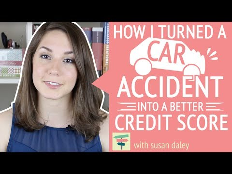 How I Turned a Car Accident into A Good Credit Score | Your Money, Your Choices by Susan Daley