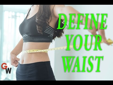 4 Exercises To Shrink Your Stomach and Waist