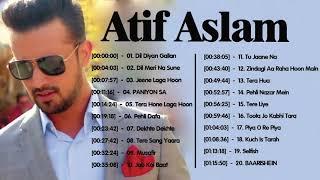Atif Aslam Sad Songs 2020  Best of Atif Aslam bollywood Songs 2020