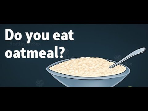 Explains What Happens To Your Body When You Eat Oatmeal Every Day