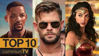 Top 10 Action Movies of 2020