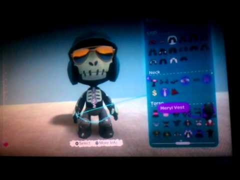 HOW TO MAKE GHOST MW2 IN LBP
