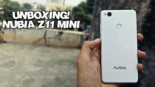 Nubia Z11 Mini INDIA Unboxing & First Look!