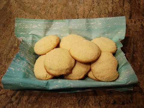 Cornmeal Cookies by Diane Lovetobake