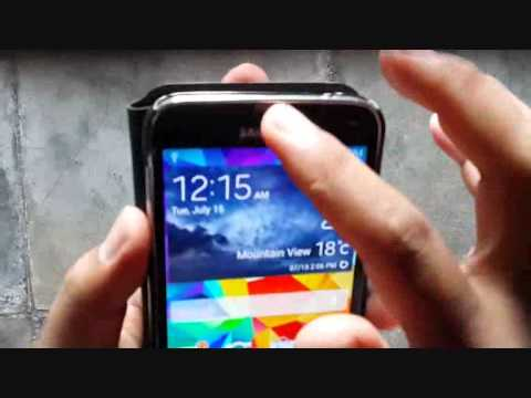 Samsung Galaxy S5: How to add music from computer (Android Phone)