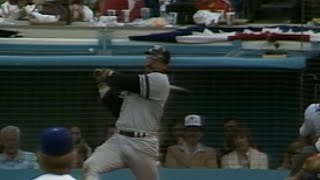 WS1981 Gm4: Jackson hits a solo homer in the 8th