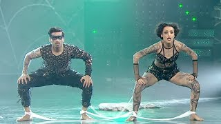 Nach Baliye 8 | Episode 22 | Mohit-Sanaya's SHOCKING performance | 17 June 2017