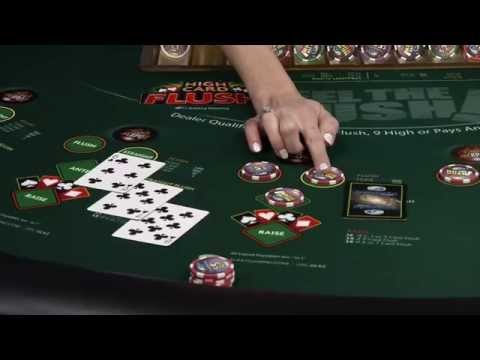 How to Play: High Card Flush