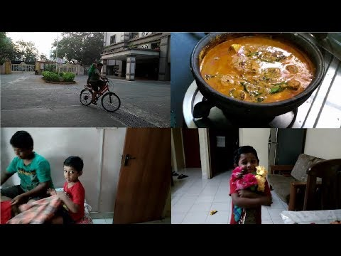 Kerala Woman Lunch Routine and Kids Play Vlog / No - 12