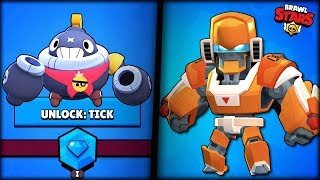 CAMBIO TOTAL EN BRAWL STAR, NUEVO BRAWLER *TICK* EN LA MAYOR ACTUALIZACIÓN - Sneak Peek - WithZack