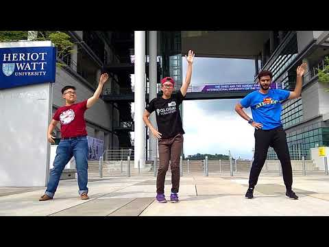 AIESEC in Malaysia, UNMC Roll Call 2017-Boombayah